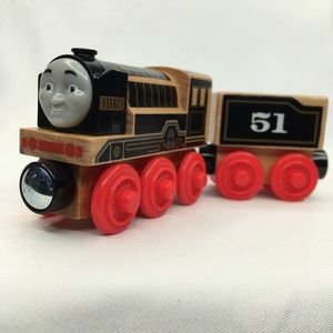 Thomas & Friends Hiro and Tender WOODEN